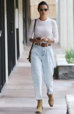 Alessandra Ambrosio Out and about in Brentwood