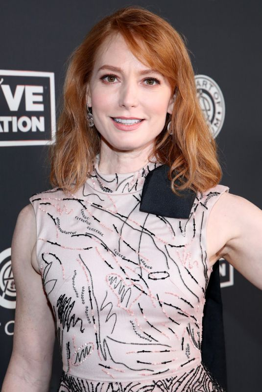 Alicia Witt At The Art of Elysium Presents WE ARE HEAR