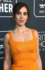 Alison Brie At 25th Annual Critics Choice Awards in Santa Monica