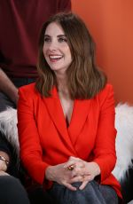 Alison Brie At The Vulture Spot presented by Amazon Fire TV in Park City
