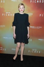 Alison Pill At Star Trek : Picard premiere in Hollywood