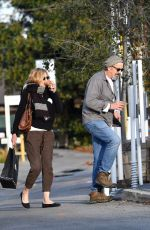 Allison Janney Out for shopping in Brentwood