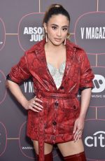 Ally Brooke At Warner Music Group Pre-Grammy Party at Hollywood Athletic Club in Hollywood