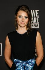Alyson Aly Michalka At The Art of Elysium Presents WE ARE HEAR
