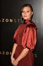 Alyson Michalka At Amazon Studios Golden Globes After Party at The Beverly Hilton Hotel in Beverly Hills