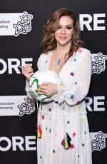 Alyssa Milano At 10th Anniversary Gala Benefiting CORE in Los Angeles
