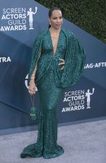 Amanda Brugel At the red carpet of the 26th Annual Screen Actors Guild Awards held at the Shrine Auditorium in Los Angeles