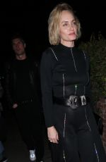 Amber Valletta and her husband Christian McCaw bring in New Year in West Hollywood