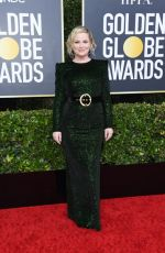 Amy Poehler At 77th Annual Golden Globe Awards 2020 in Beverly Hills