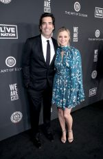 Amy Smart At The Art Of Elysium Presents WE ARE HEAR