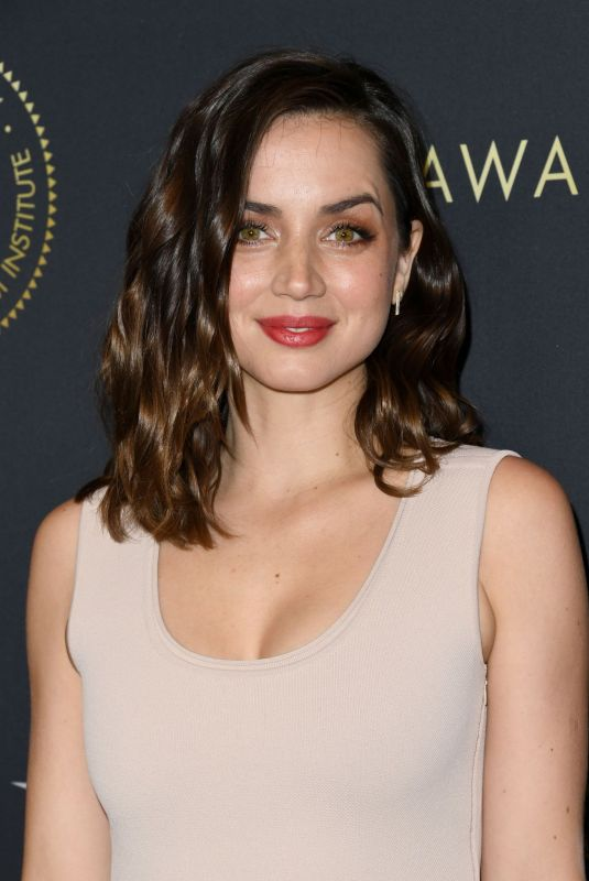 Ana De Armas At 20th Annual AFI awards in Los Angeles