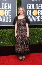 Anna Paquin At 77th Annual Golden Globe Awards 2020 in Beverly Hills