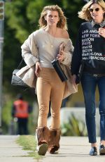 AnnaLynne McCord Strikes a Pose While Out and About in Los Angeles