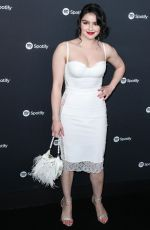 Ariel Winter At Spotify Best New Artist 2020 Party at The Lot Studios in West Hollywood