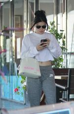 Ariel Winter Seen stepping out for coffee run in Los Angeles