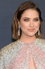 Ashley Benson At 21st Annual Warner Bros. And InStyle Golden Globe After Party