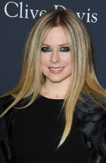 Avril Lavigne At Recording Academy and Clive Davis pre-Grammy gala in Beverly Hills