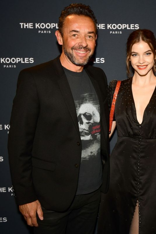 Barbara Palvin At The Kooples Magical Night in Paris