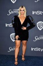Bebe Rexha At 21st Annual Warner Bros. And InStyle Golden Globe After Party