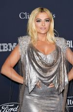 Bebe Rexha At Recording Academy and Clive Davis pre-Grammy gala in Beverly Hills