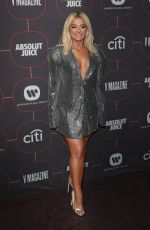 Bebe Rexha At Warner Music Group Pre-Grammy Party at Hollywood Athletic Club in Hollywood