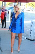 Bebe Rexha At Women In Harmony Pre Grammy Party in West Hollywood
