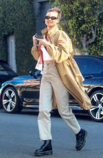 Behati Prinsloo Shopping in West Hollywood 0