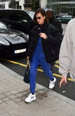 Bella Hadid Arrives for Paris Mens Fashion Week 2020 in Paris