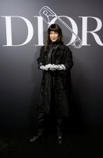 Bella Hadid At Dior Homme Menswear F/W 20-21 show - Paris Fashion Week