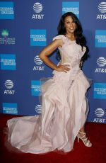 Beverly Johnson At Palm Springs International Film Festival Awards Gala, Arrivals, Convention Center, Palm Springs
