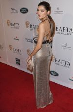 Blanca Blanco Arrives at The BAFTA Los Angeles Tea Party held at the Four Seasons Hotel Los Angeles in Beverly Hills