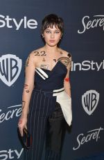 Cailee Spaney At InStyle And Warner Bros. 77th Annual Golden Globe Awards Post-Party
