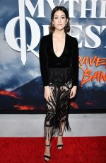 """Caitlin McGee At """"Mythic Quest: Raven"""