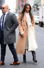Camila Alves Spotted out and about in New jersey