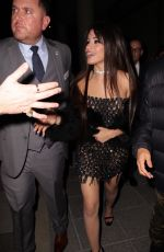 Camila Cabello Arriving at a Grammys after party in LA