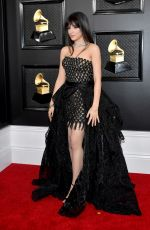 Camila Cabello At 62nd Annual GRAMMY Awards in Los Angeles