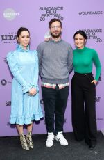 "Camila Mendes At ""Palm Springs"" Premiere - 2020 Sundance Film Festival"