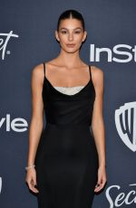 Camila Morrone At Warner Bros. & InStyle Golden Globe After Party in Beverly Hills