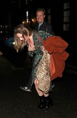 Candice Brown leaving Frankie Bridge OPEN: Why asking for help can save your life - book launch party in London