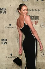 Candice Swanepoel At Fashion talents from South Africa show in Berlin