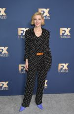 Cate Blanchett At 2020 Winter TCA Tour - Day 3 in Pasadena