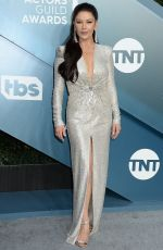 Catherine Zeta-Jones At 26th Annual Screen Actors Guild Awards at The Shrine Auditorium in Los Angeles