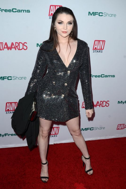 Catjira At Adult Video News Awards Nominations Announcement in Hollywood