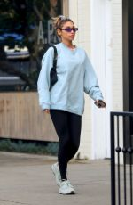 Chantel Jeffries On a coffee run in West Hollywood