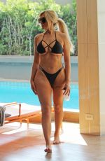 Chloe Ferry In Skimpy Bikini in Thailand