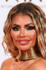 Chloe Sims At 25th National Television Awards, Arrivals, O2, London