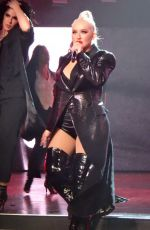 Christina Aguilera Performing for a New Year