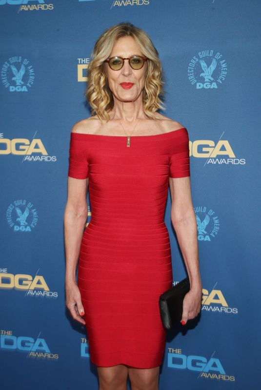 Christine Lahti At 72nd Annual Directors Guild of America Awards, Arrivals, The Ritz-Carlton, Los Angeles