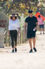 Cindy Crawford Seen on the beach in Miami