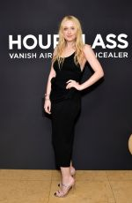 Dakota Fanning At Hourglass x Rosie Huntington-Whiteley Launch Event at Sunset Tower in LA